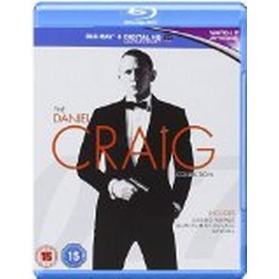 The Daniel Craig Collection - Casino Royale/Quantum of Solace/Skyfall [Blu-ray + UV Copy] [2006]